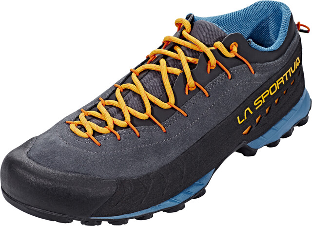 La Sportiva M's TX4 Shoes Blå/Papaya
